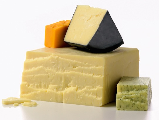 dairy and cheddar cheese